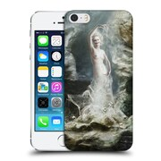 Official Melanie Delon Mystery Toile Hard Back Case For Apple Iphone 5 / 5S / Se