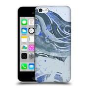 Official Magdalena Hristova Ink Blue Hard Back Case For Apple Iphone 5C