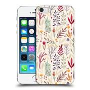 Official Oilikki Patterns Botanical Light Hard Back Case For Apple Iphone 5 / 5S / Se