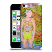 Official Magdalena Hristova Girl Multicolour 2 Hard Back Case For Apple Iphone 5C