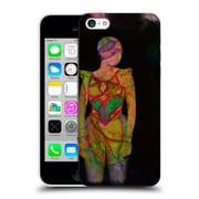 Official Magdalena Hristova Girl Multicolour Hard Back Case For Apple Iphone 5C