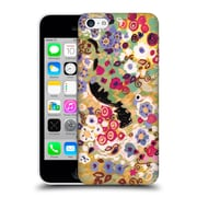 Official Natasha Wescoat Florals Cat Hard Back Case For Apple Iphone 5C