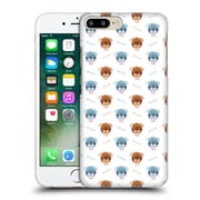 Official Oilikki Animal Patterns Boston Terrier Hard Back Case For Apple Iphone 7 Plus