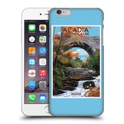 Official Lantern Press National Park Acadia Hard Back Case For Apple Iphone 6 Plus / 6S Plus