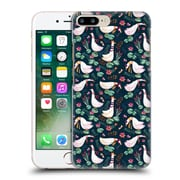 Official Oilikki Animal Patterns Geese Hard Back Case For Apple Iphone 7 Plus