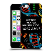 Official Orphan Black Who Am I Helix Hard Back Case For Apple Iphone 5C