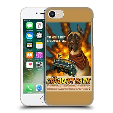 Official Lantern Press Dog Collection Greatest Dane Hard Back Case For Apple Iphone 7