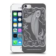 Official Orphan Black Graphics Fish Belt Buckle Hard Back Case For Apple Iphone 5 / 5S / Se