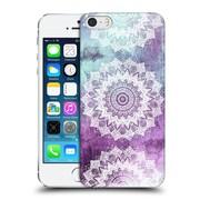 Official Nika Martinez Mandala Boho Chic Hard Back Case For Apple Iphone 5 / 5S / Se