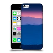 Official Michael Blanchette Appalachians Purple Mountain Hues Hard Back Case For Apple Iphone 5C