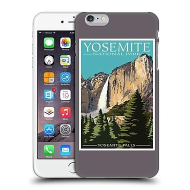 Official Lantern Press National Park Yosemite Hard Back Case For Apple Iphone 6 Plus / 6S Plus