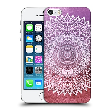 Official Nika Martinez Mandala Autumn Passion Leaves Hard Back Case For Apple Iphone 5 / 5S / Se