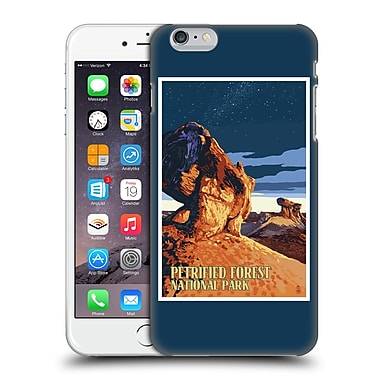 Official Lantern Press National Park Petrified Forest Hard Back Case For Apple Iphone 6 Plus / 6S Plus