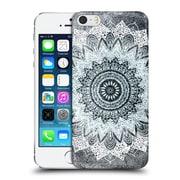 Official Nika Martinez Mandala Boho Chic Bw Hard Back Case For Apple Iphone 5 / 5S / Se