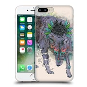 Official Mat Miller Animals Journeying Spirit Wolf Hard Back Case For Apple Iphone 7 Plus