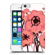 Official Natasha Wescoat Florals Fuchsia Hard Back Case For Apple Iphone 5 / 5S / Se