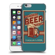 Official Lantern Press Man Cave Beer Tester Hard Back Case For Apple Iphone 6 Plus / 6S Plus