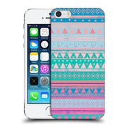 Official Nika Martinez Tribal Prints Boho Chic A Chic Hard Back Case For Apple Iphone 5 / 5S / Se