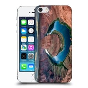 Official Michael Blanchette Southwest Around The Bend Hard Back Case For Apple Iphone 5 / 5S / Se