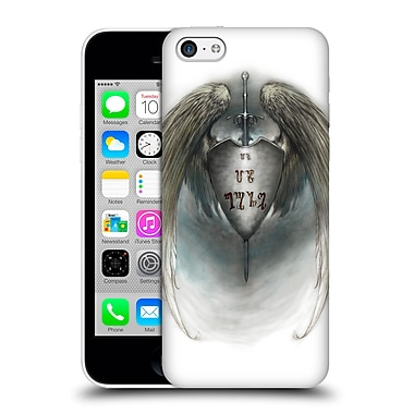 Official La Williams Kingdom Winged Shield Hard Back Case For Apple Iphone 5C