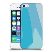 Official Magdalena Hristova Clean Lines 2 Blue 4 Hard Back Case For Apple Iphone 5 / 5S / Se