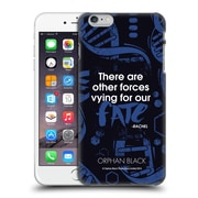 Official Orphan Black Sestras Fate Hard Back Case For Apple Iphone 6 Plus / 6S Plus