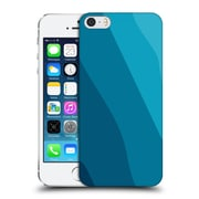 Official Magdalena Hristova Clean Lines 2 Blue 3 Hard Back Case For Apple Iphone 5 / 5S / Se