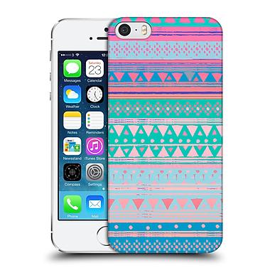Official Nika Martinez Tribal Prints Boho Native Bandana Hard Back Case For Apple Iphone 5 / 5S / Se