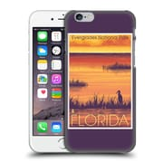 Official Lantern Press National Park Everglades Hard Back Case For Apple Iphone 6 / 6S