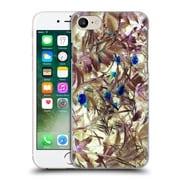 Official Magdalena Hristova Secret Garden Sepia Hard Back Case For Apple Iphone 7