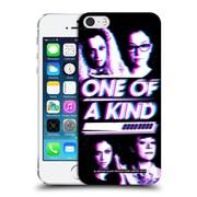 Official Orphan Black One Of A Kind Project Leda Hard Back Case For Apple Iphone 5 / 5S / Se