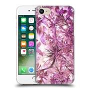 Official Magdalena Hristova Secret Garden Pink 3 Hard Back Case For Apple Iphone 7