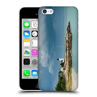 Official Michael Blanchette Lighthouses Before The Storm Hard Back Case For Apple Iphone 5C