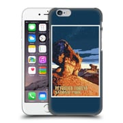 Official Lantern Press National Park Petrified Forest Hard Back Case For Apple Iphone 6 / 6S