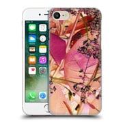 Official Magdalena Hristova Secret Garden Pink 2 Hard Back Case For Apple Iphone 7