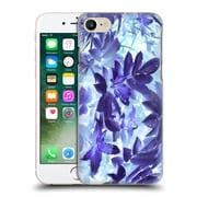 Official Magdalena Hristova Secret Garden Violet Hard Back Case For Apple Iphone 7