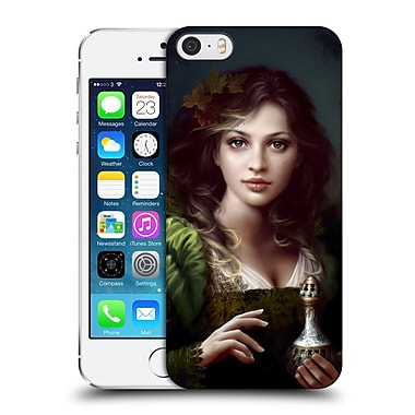Official Melanie Delon Kingdom Elixir 2 Hard Back Case For Apple Iphone 5 / 5S / Se
