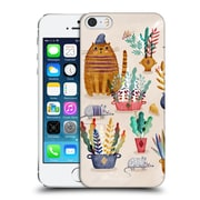 Official Oilikki Animals Mouse And Cat Hard Back Case For Apple Iphone 5 / 5S / Se