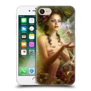 Official Melanie Delon Fairies Tears Of The Moon Hard Back Case For Apple Iphone 7