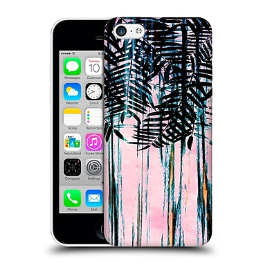 Official Nika Martinez Tropical Foliage Hard Back Case For Apple Iphone 5C