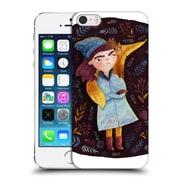 Official Oilikki Animals Fox Hard Back Case For Apple Iphone 5 / 5S / Se