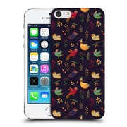 Official Oilikki Animal Patterns Birdies Hard Back Case For Apple Iphone 5 / 5S / Se