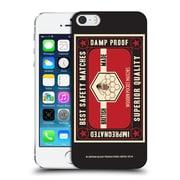 Official Orphan Black Graphics Matchbox Hard Back Case For Apple Iphone 5 / 5S / Se