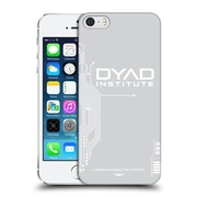 Official Orphan Black Graphics Dyad Card Hard Back Case For Apple Iphone 5 / 5S / Se