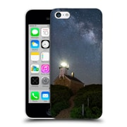 Official Michael Blanchette Lighthouses Over The Top Hard Back Case For Apple Iphone 5C
