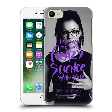 Official Orphan Black Sestras Cosima Niehaus Hard Back Case For Apple Iphone 7