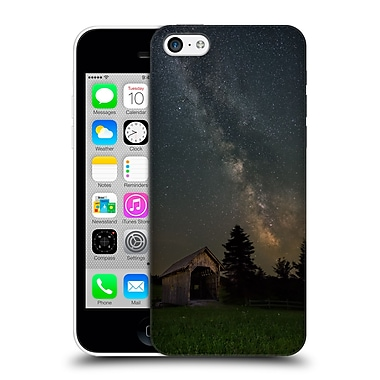 Official Michael Blanchette Night Sky Bridge Lights Hard Back Case For Apple Iphone 5C