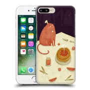 Official Oilikki Animals Cake Hard Back Case For Apple Iphone 7 Plus