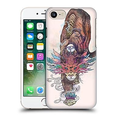 Official Mat Miller Animals Journeying Spirit Mountain Lion Hard Back Case For Apple Iphone 7