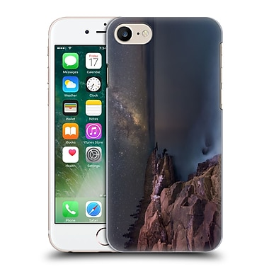 Official Michael Blanchette Night Sky Night Coast Hard Back Case For Apple Iphone 7